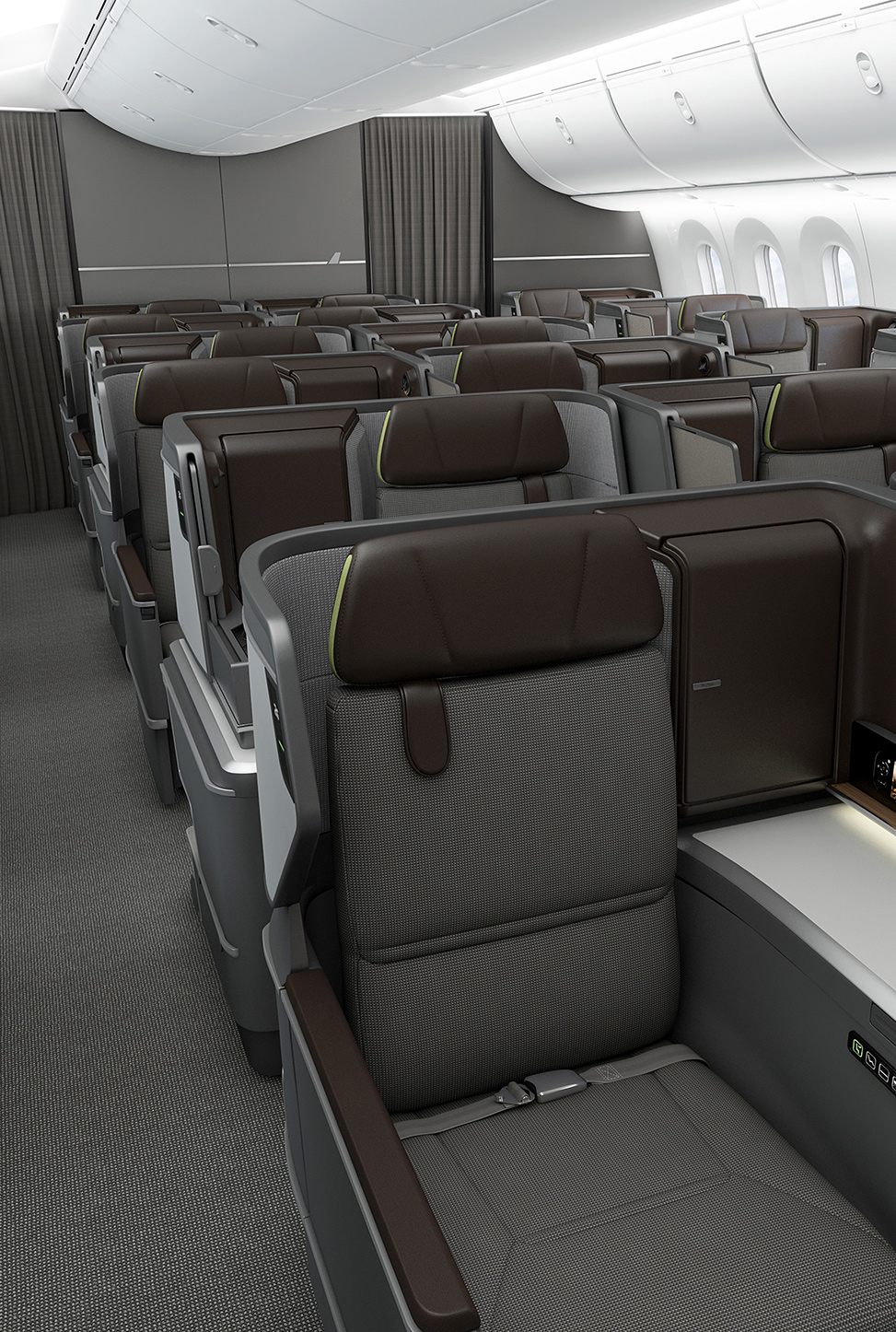 eva air seats