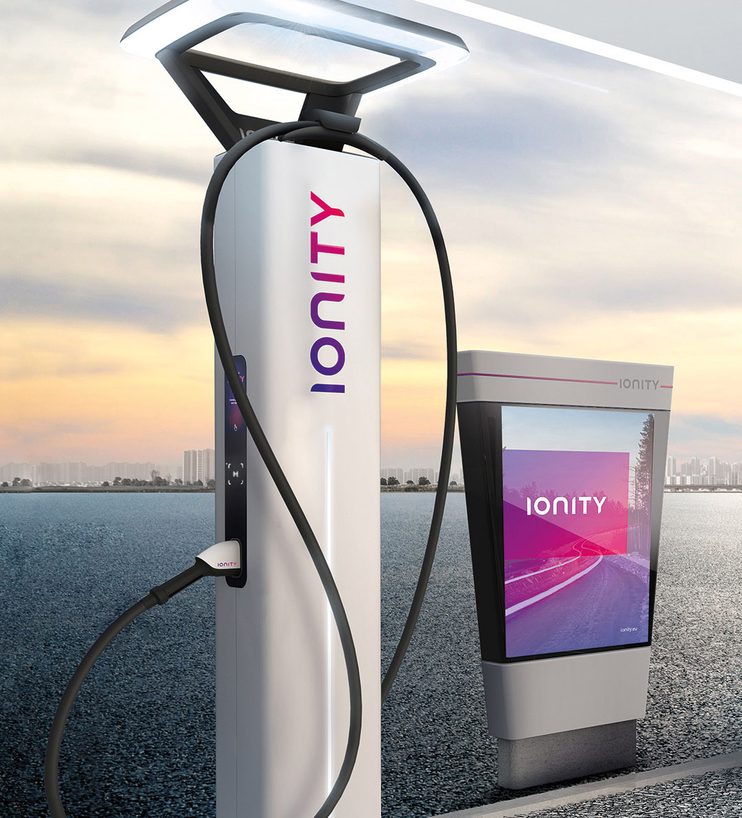 ionity electric vehicle charger