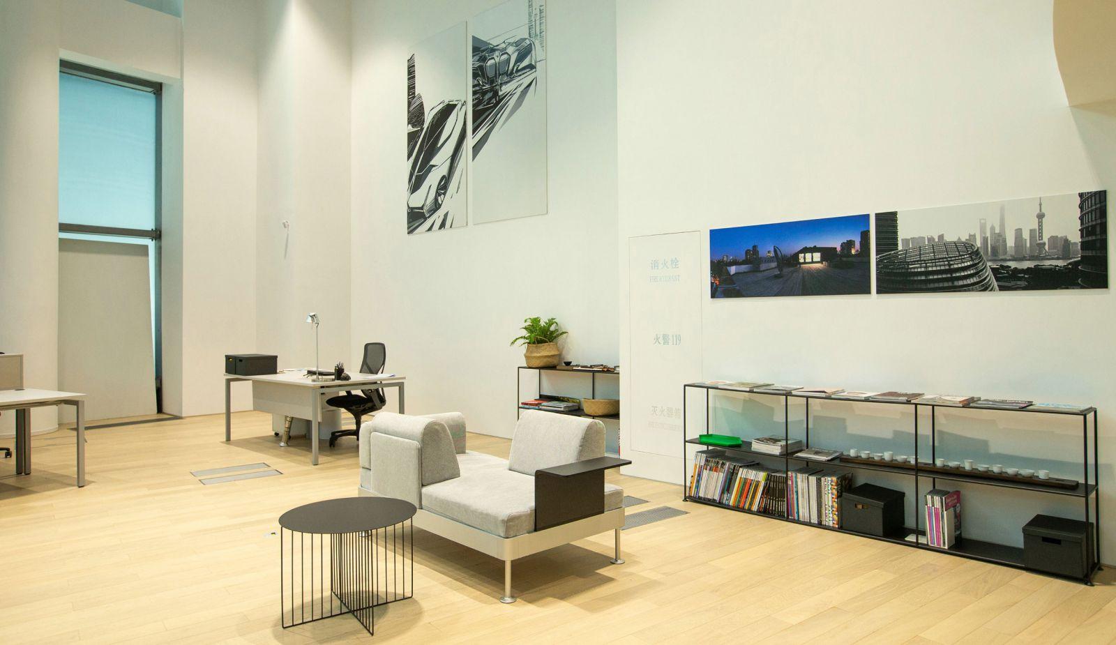 designworks studio shanghai office space