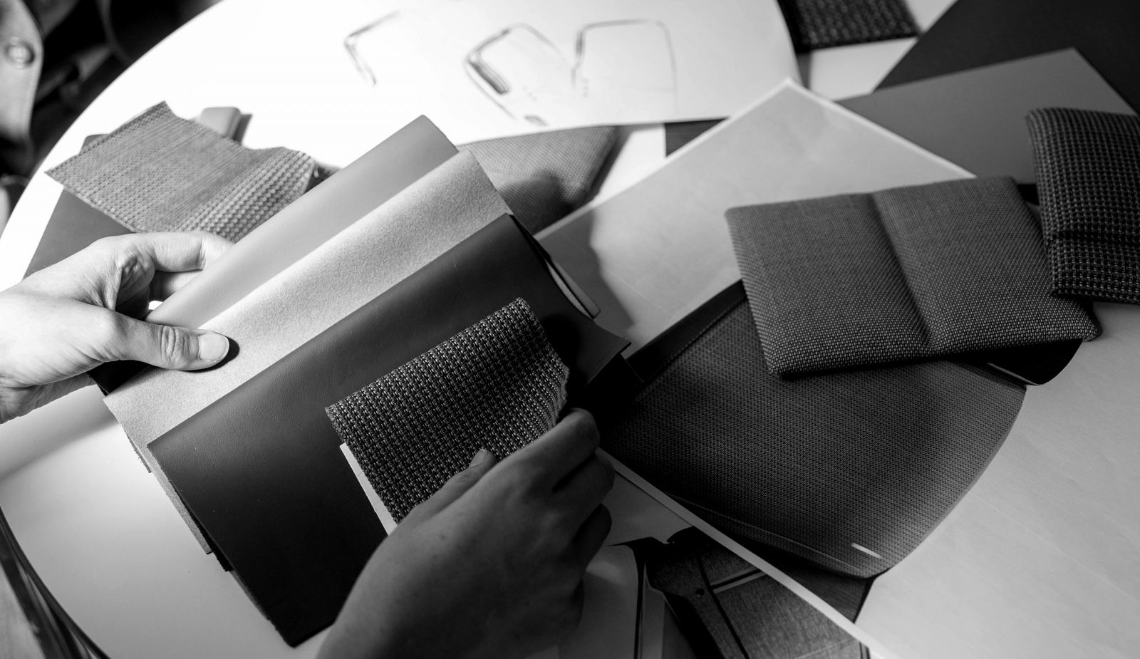 eva seats process color material