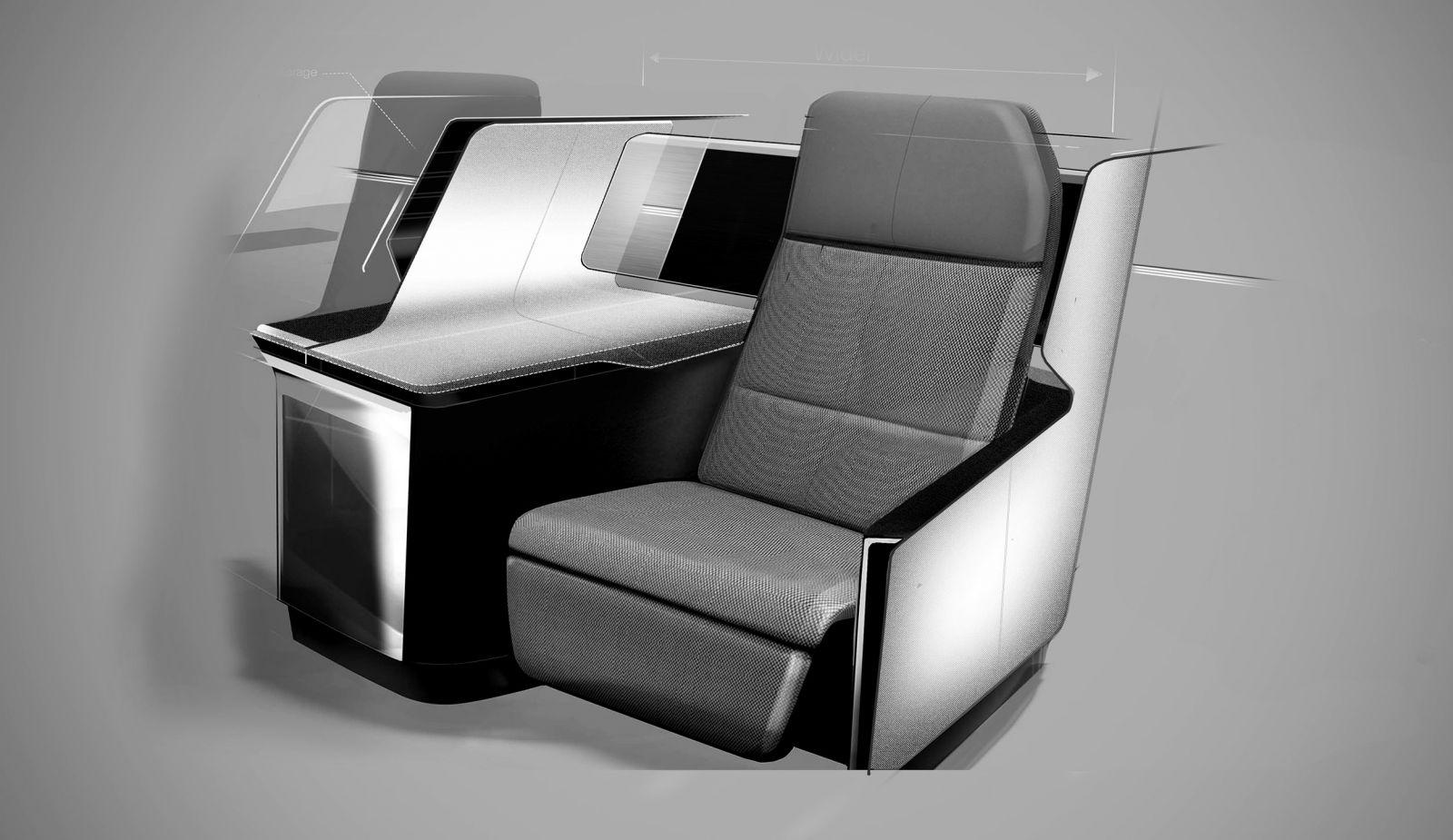 eva seats process sketch